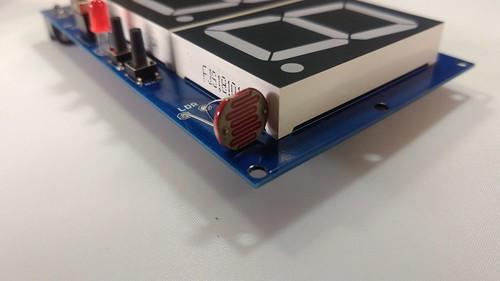 Arduino based digital Scoreboard  (254)