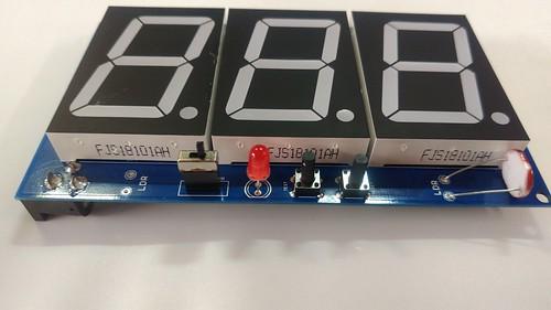 Arduino based digital Scoreboard  (253)