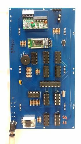 Arduino based digital Scoreboard  (244)