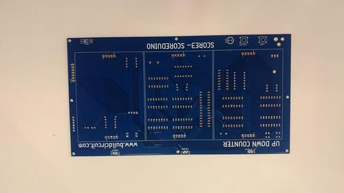 Arduino based digital Scoreboard  (243)