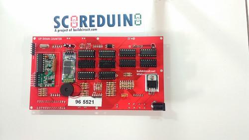 Arduino based digital Scoreboard  (239)
