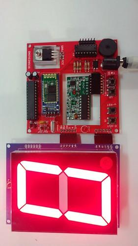 Arduino based digital Scoreboard  (217)