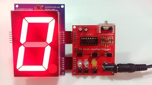 Arduino based digital Scoreboard  (211)