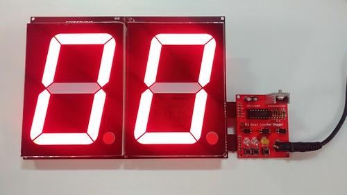 Arduino based digital Scoreboard  (204)