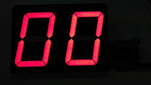 Arduino based digital Scoreboard  (201)