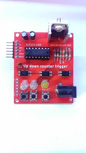 Arduino based digital Scoreboard  (195)