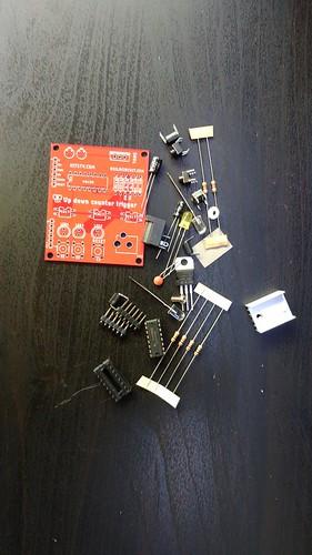 Arduino based digital Scoreboard  (192)