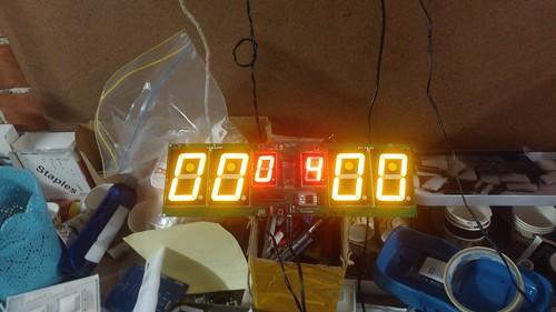 Arduino based digital Scoreboard  (174)