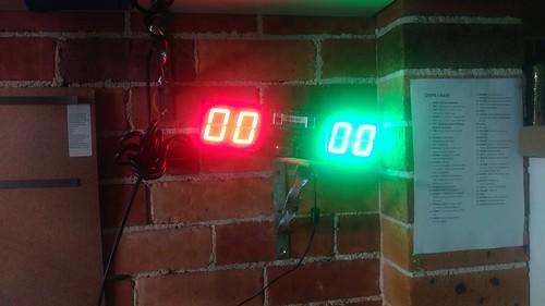 Arduino based digital Scoreboard  (160)