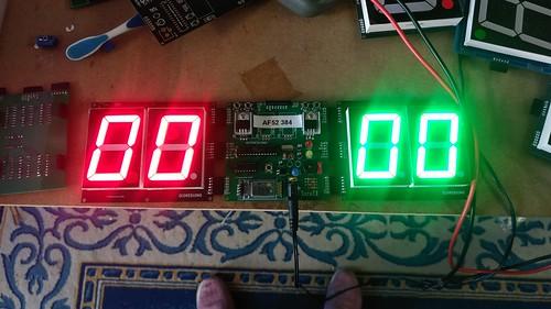 Arduino based digital Scoreboard  (155)