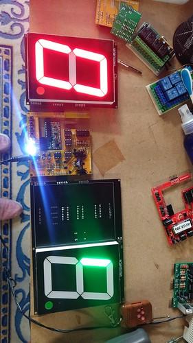 Arduino based digital Scoreboard  (153)