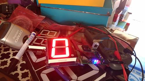 Arduino based digital Scoreboard  (150)