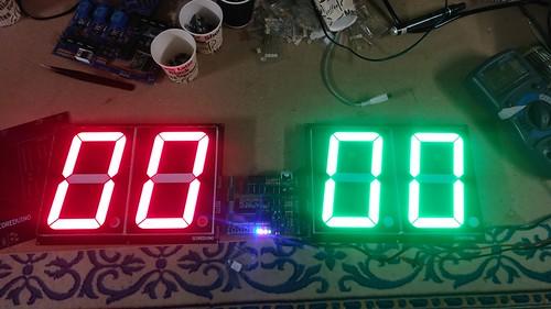 Arduino based digital Scoreboard  (133)