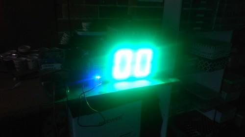 Arduino based digital Scoreboard  (127)