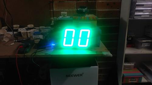 Arduino based digital Scoreboard  (126)
