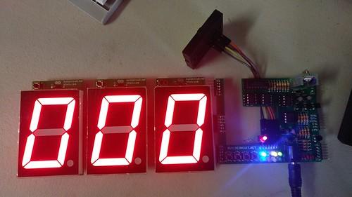Arduino based digital Scoreboard  (111)