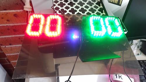 Arduino based digital Scoreboard  (107)