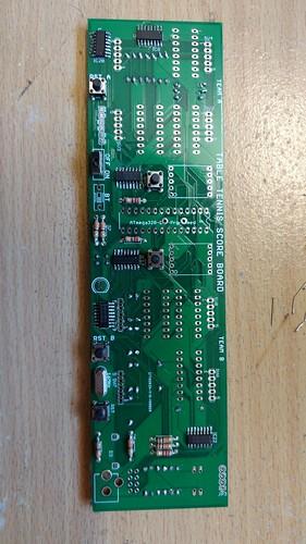 Arduino based digital Scoreboard  (102)