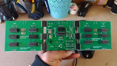 Arduino based digital Scoreboard  (92)