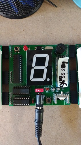 Arduino based digital Scoreboard  (91)