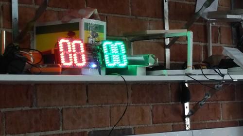 Arduino based digital Scoreboard  (89)