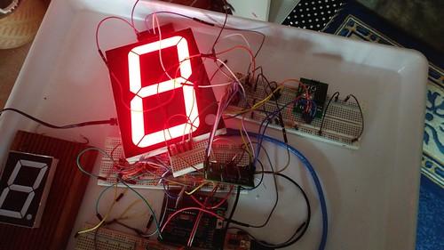 Arduino based digital Scoreboard  (79)