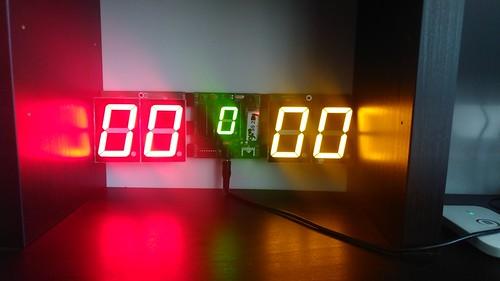 Arduino based digital Scoreboard  (72)