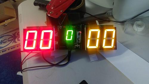 Arduino based digital Scoreboard  (70)