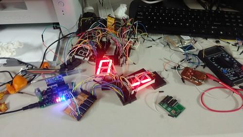 Arduino based digital Scoreboard  (54)