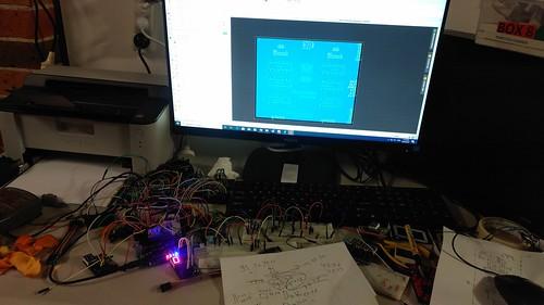 Arduino based digital Scoreboard  (49)
