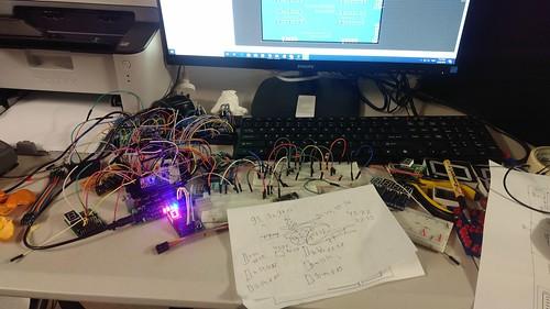 Arduino based digital Scoreboard  (48)