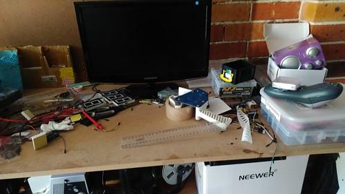 Arduino based digital Scoreboard  (40)