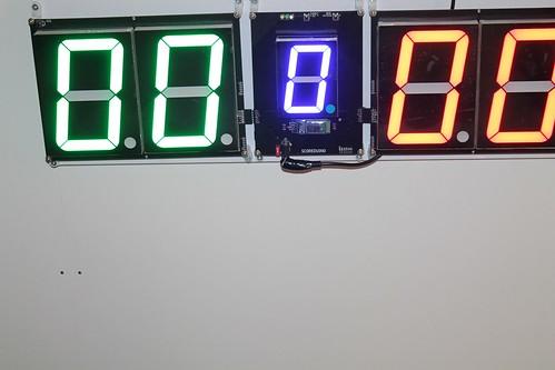 Arduino based digital Scoreboard  (492)