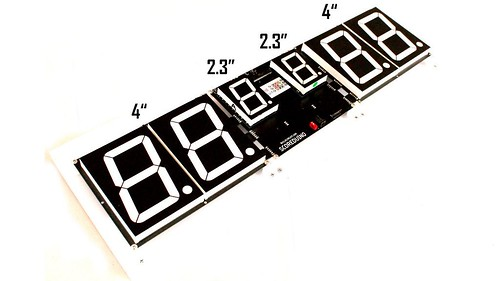 Arduino based digital Scoreboard  (474)