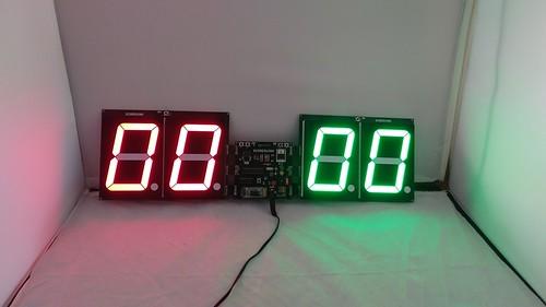 Arduino based digital Scoreboard  (463)