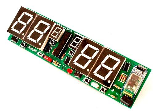 Arduino based digital Scoreboard  (459)