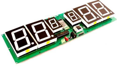 Arduino based digital Scoreboard  (456)