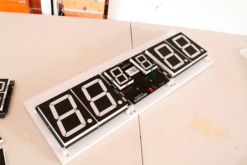 Arduino based digital Scoreboard  (446)