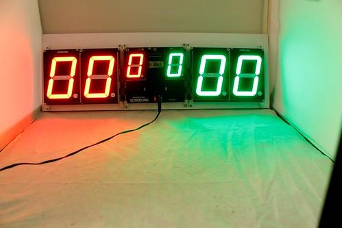 Arduino based digital Scoreboard  (443)