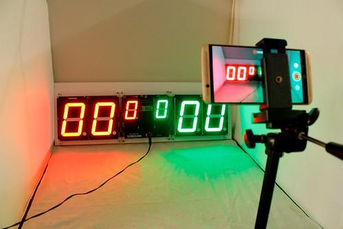 Arduino based digital Scoreboard  (440)