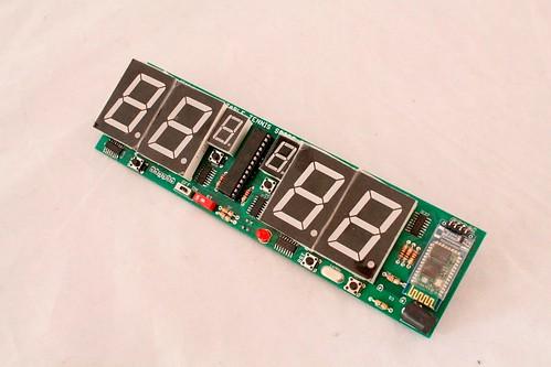 Arduino based digital Scoreboard  (438)