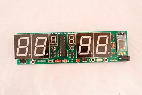 Arduino based digital Scoreboard  (436)