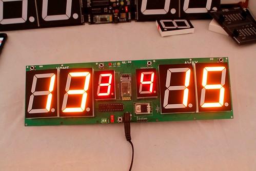 Arduino based digital Scoreboard  (425)