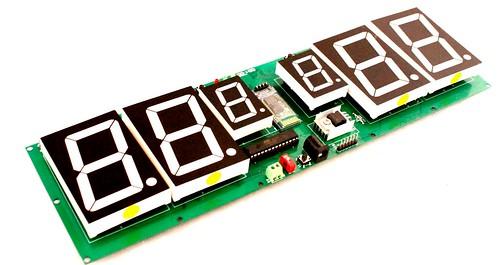 Arduino based digital Scoreboard  (415)