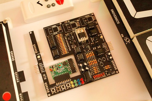 Arduino based digital Scoreboard  (412)
