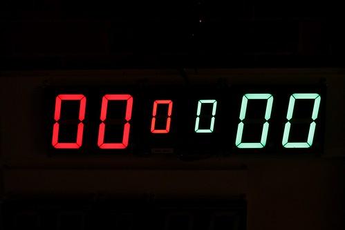 Arduino based digital Scoreboard  (400)