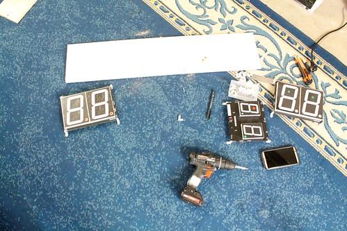 Arduino based digital Scoreboard  (386)
