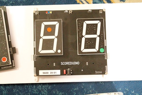 Arduino based digital Scoreboard  (377)
