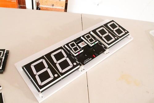 Arduino based digital Scoreboard  (365)