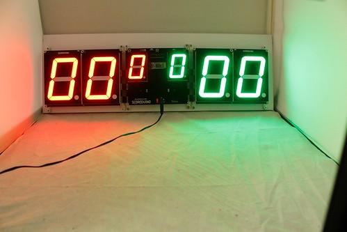 Arduino based digital Scoreboard  (360)